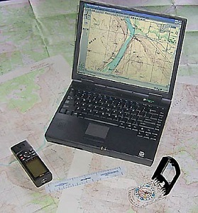 Maps GPS and Compass