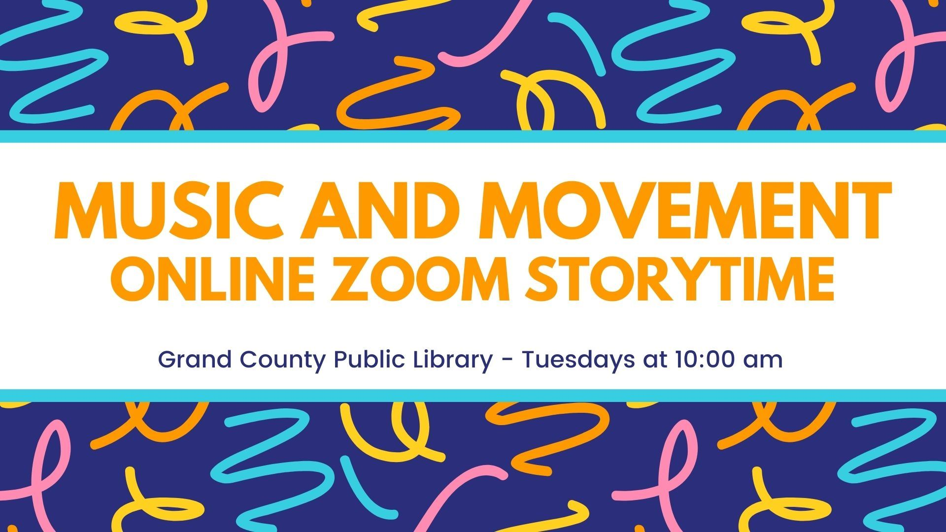 Music and Movement Storytime Facebook Event Cover