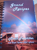 Grand Recipes Cookbook