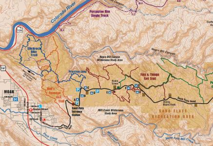 Trail Maps | Grand County, UT - Official Website