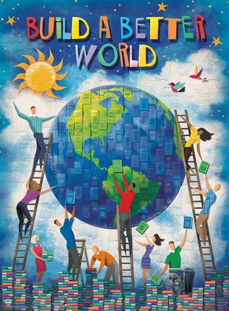 better world poster