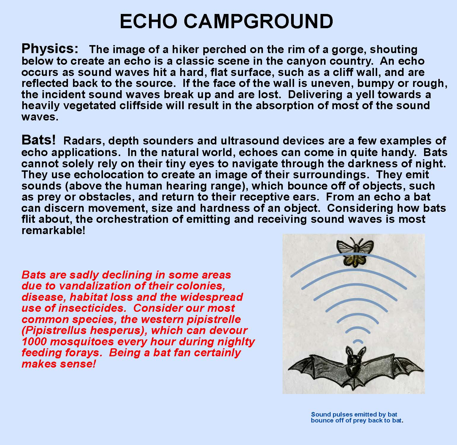 Echo Campground