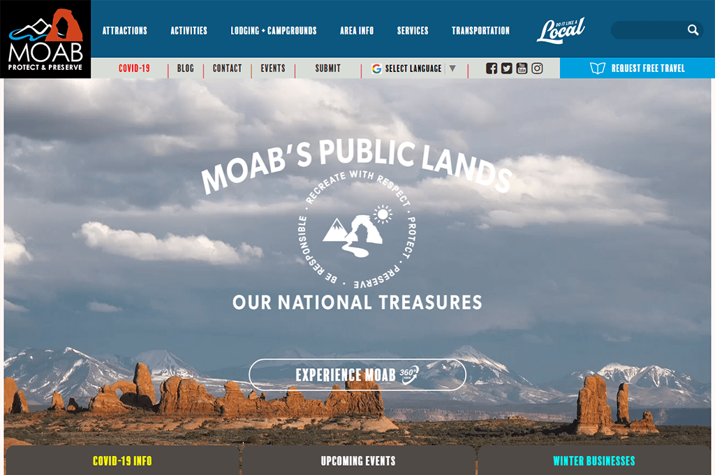 discovermoab.com Opens in new window
