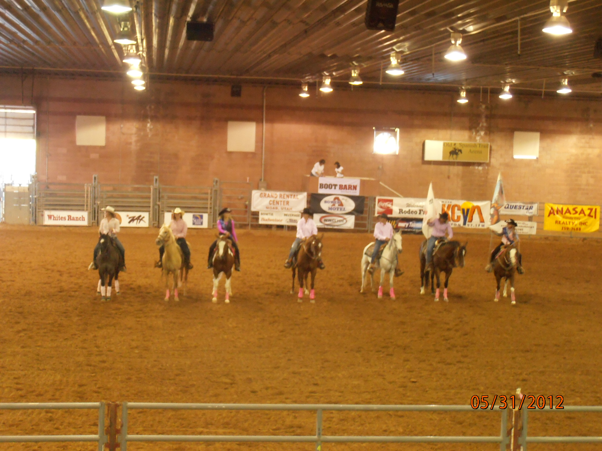 Rodeo Drill Team