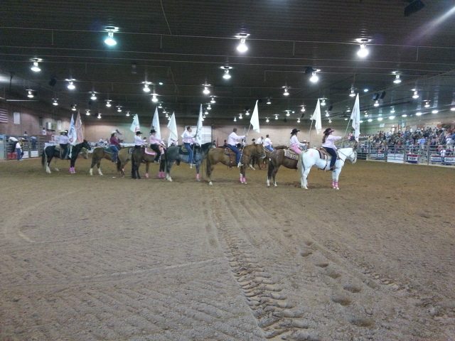 Rodeo Grand Entry