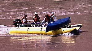 Search and Rescue Save Canoe and Canoers